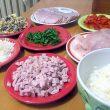 rulouri de piept de pui invelite in bacon