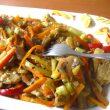 pui cu legume in stil chinezesc