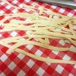 noodles (taitei) cu castravete si dovlecel