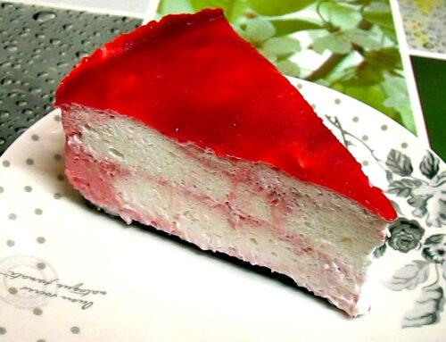 VIDEO: Tort cu iaurt si zmeura, fara coacere
